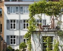 Renoviertes Haus aus dem 19. Jahrhundert, renoviert vom Architekten Markus Forsberg